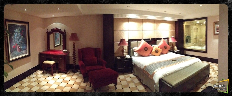 تقرير **ور فندق Royal Mediterranean