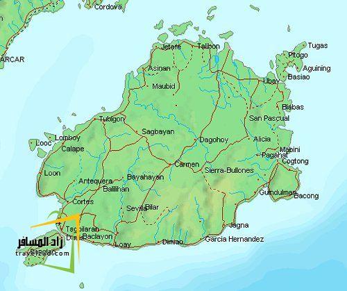 حصري ما تحتاج لمعرفته عن بوهول Bohol الفلبين 2013 شبكة ومنتديات زاد المسافر