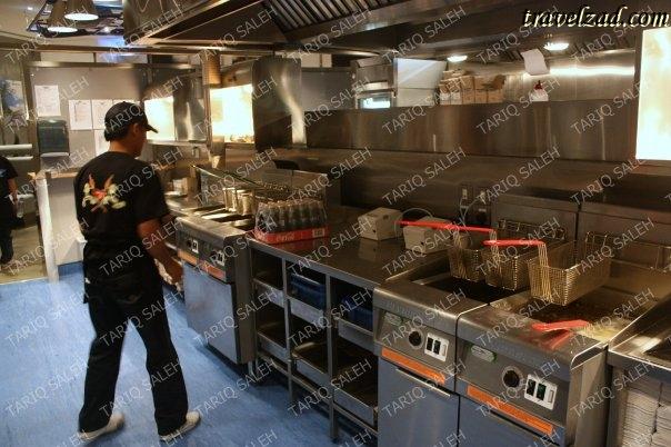 شبكة ومنتديات زاد المسافر مطاعم ومقاهي مطعم Burger Fuel