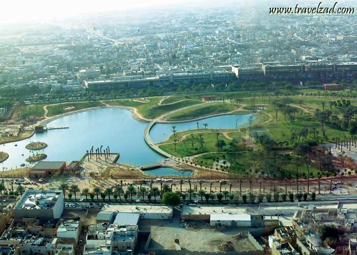أماكن سياحية منتزه سلام اكبر حديقة في الرياض شبكة ومنتديات زاد المسافر