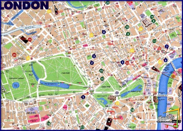 جدول سياحي لـ 21 يوم في لندن شبكة ومنتديات زاد المسافر
